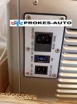 Indel B TB130 Steel 130L 12/24/230V -18°C kompresorová autochladnička