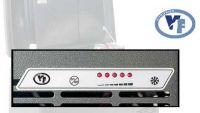 VITRIFRIGO C65D Danfoss 65L 12/24V +10°C do -20°C autolednička s mrazákem