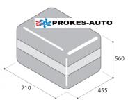 Kompresorová autochladnička VITRIFRIGO VF65P / 65L 12/24V / 110-240V / +10 až -22ºC