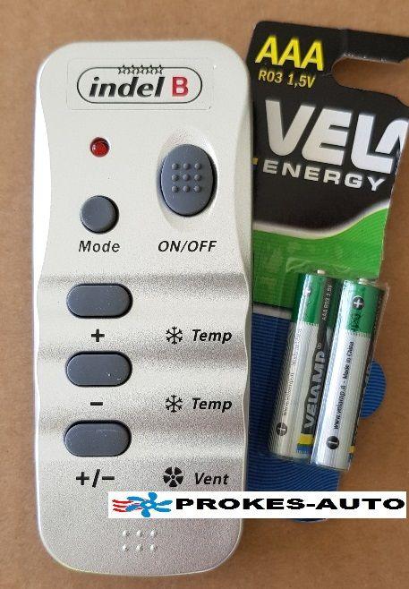Dálkové ovládání ke klimatizaci Indel B CUBE