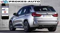 Rozšíření přihřívače BMW X5 F85 s Webasto Thermo Call TC4 ADVANCED