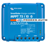 Victron Energy SmartSolar MPPT SMART solární regulátor 12/24V 10A 75V s Bluetooth SCC075010060R