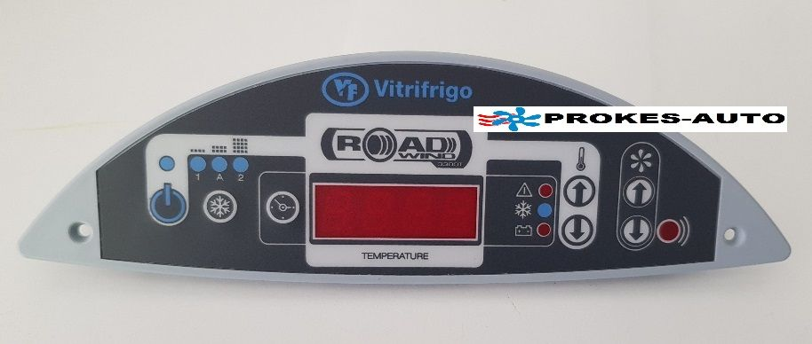 Ovládací panel Vitrifrigo Roadwind 3300T R502.1800.PC / R502.1800 / R5021800 / 502.1800 / 5021800