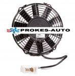 Ventilátor univerzální sací průměr 225 mm 24V 10 lopatek VA07-BP7/C-31A