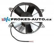 Ventilátor univerzální sací průměr 255mm 24V 5 lopatek VA15-BP70