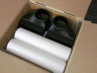 Výdech a profil sada na přenosnou klimatizaci Autoclima