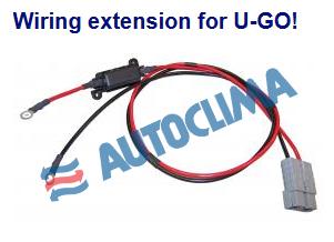 Zapojovací kabely ke klimatizaci U-GO / CUBE Autoclima