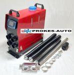 Přenosné topení 230V zdroj 40A / 12V / 5kW Diesel