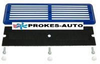 Mřížka zadní s aktivním uhlíkovým filtrem; Bycool Mochila; Microfilter