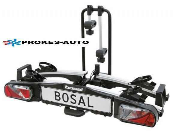 Nosič jízdních kol Traveller II Bosal-Oris na tažné zařízení pro 2 kola