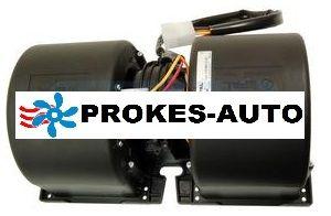 Spal ventilátor radiální 24V 015-B46-22 pro klimatizace Dirna Bycool Compact / N&D / Compact 1,6