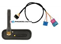 VW T6 - GSM APP ovládání vodního topení / origninál dálkové ovládání