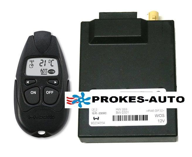 Webasto dálkové ovládání KIT T100 HTM 1314637