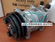 Kompresor klimatizace ZEXEL TM15HD řemenice 125mm 2GA 12V