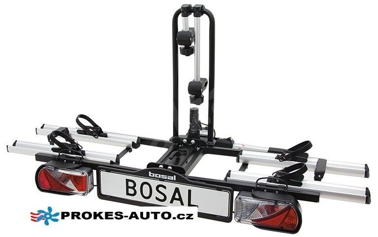 Nosič jízdních kol Bosal-ORIS Tourer na tažné zařízení pro 2 kola
