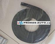Pěnové těsnění k ochlazovači Resfriar 25x38x2500 mm