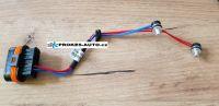 Svazek kabelů s čidlem pro D5WZ 252162