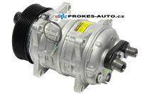 Kompresor TM-15HD řemenice 119 mm - PV8 12V horizontální ZEXEL / Seltec / Valeo  / 40430006