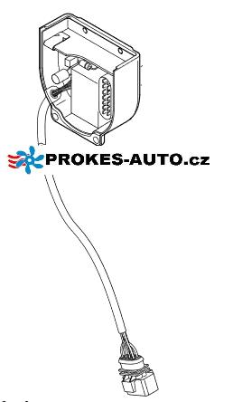 Řídící jednotka B5WS 12V MPV VW Sharan, Alhambra 225201020000 / 22 5201 02 00 00 0 D Eberspächer
