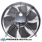 Ziehl-Abegg ventilátor sací d 250mm 230V 2 pólový FN 1700 m3/h