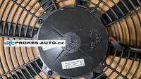 Axiální ventilátor sací Ø 385mm 24V GENERAL CAB 90050413 / OE VA18-BP71/LL-86A / VA18-BP70/LL-41A GENERAL CAB ITALY