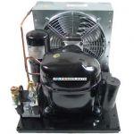 Kondenzační jednotka EMBRACO UNEK6165GK, MBP - R404A, R507, 230V, 50Hz