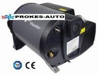Combi topení voda / vzduch 6kW 10L bojler / plyn / elektro