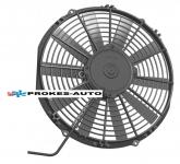 Axiální ventilátor klimatizace 12V 305mm Spal / Dirna tlačný