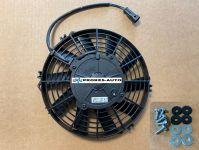 Axiální ventilátor klimatizace 24V 225mm Spal VA07-BP21 tlakový Compact 1,6 24V