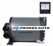 Combi topení voda / vzduch 6kW 10L bojler / Diesel 12V / elektro 220-240V