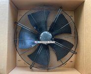 EBM PAPST ventilátor sací 630 mm 400V 6 pólový S4D630-AH01-01