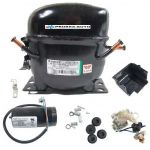 Kompresor EMBRACO NEK2134GK, LBP - R404A, R507, 220 - 240 V, 50Hz