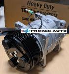 Kompresor TM-15HS řemenice 119 mm - PV8 12V horizontální ZEXEL / Seltec / Valeo OE 3CMT105 / 40430166  / Z0006339C
