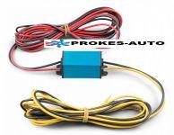 Měnič napětí z 24V na 12V 5A IP67 vodotěsné provedení