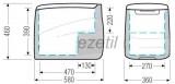 Kompresorová autochladnička EZC 45 12/24/230V EZetil 45l